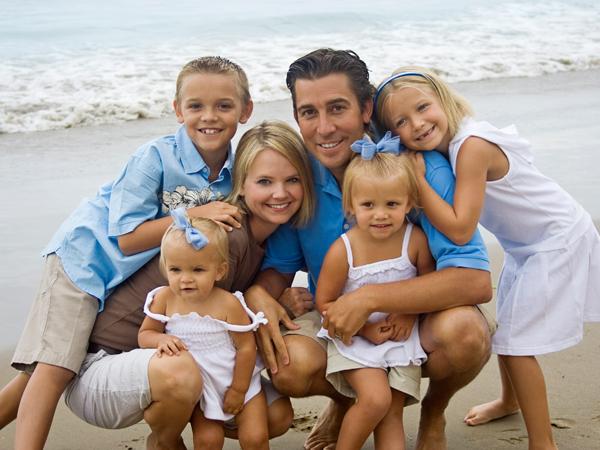 Family Beach Photos